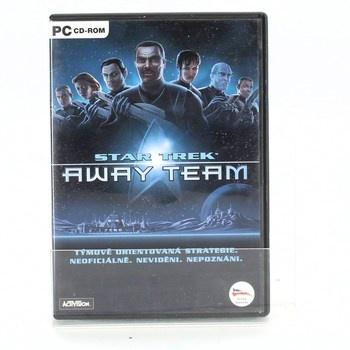 Hra pro PC Star trek away team