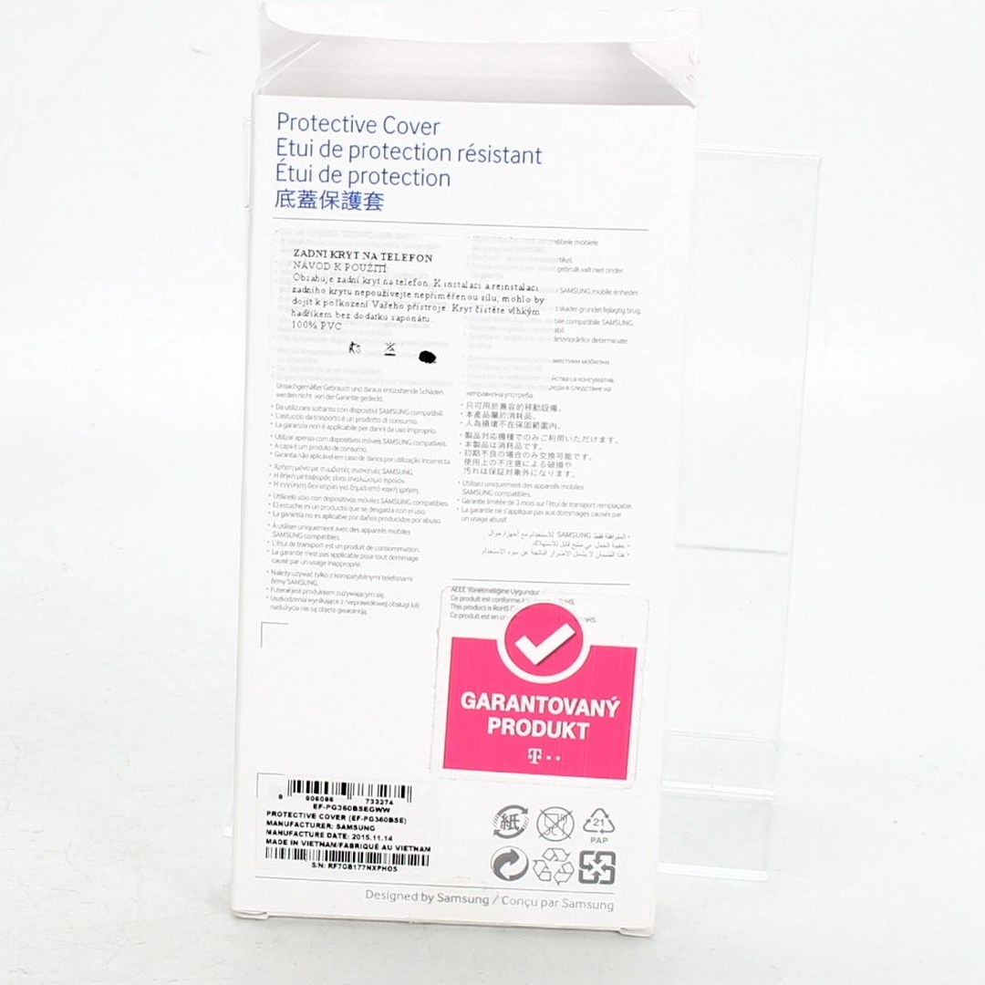 Ochranný kryt Samsung pro Galaxy Core Prime