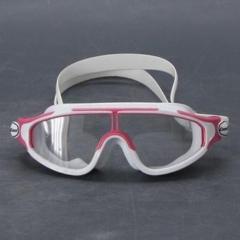 Plavecké brýle Cressi bílo/růžové