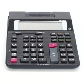Stolní kalkulačka s tiskem Casio HR-200RCE