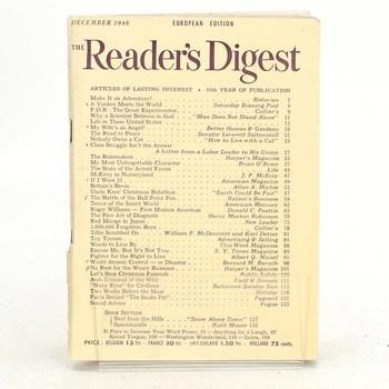 The Reader's Digest December 1946