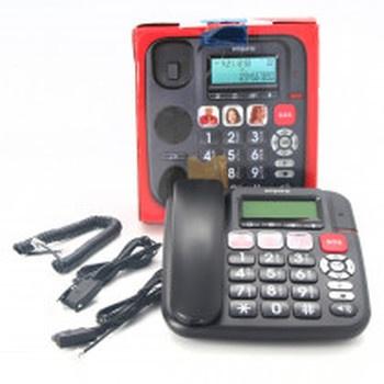 Tlačítkový telefon Emporia KFT19