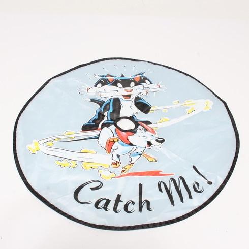 Hračka pro kočku D&D 'Catch me'
