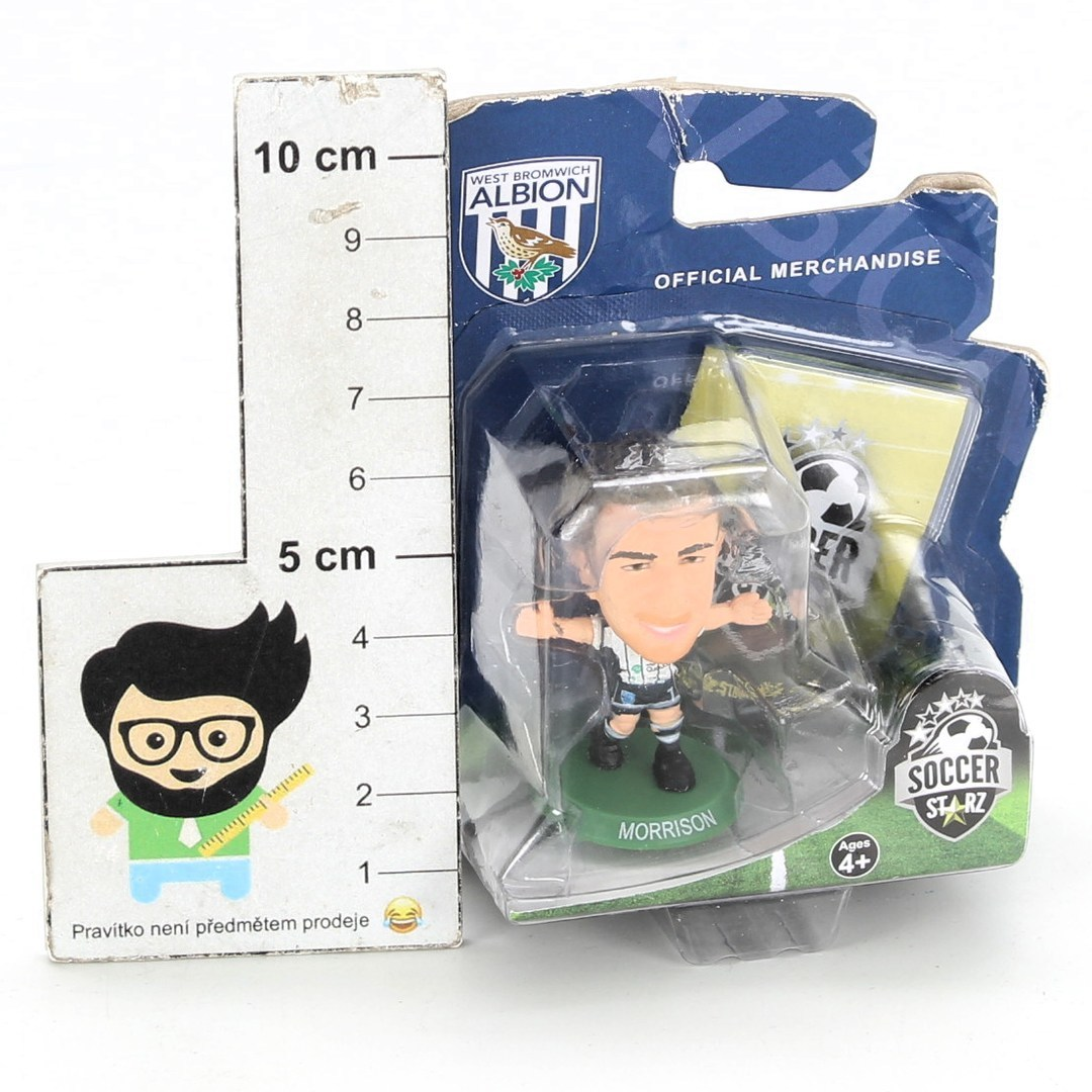 Figurka SoccerStarz Morrison