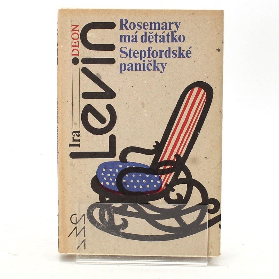 I. Levin: Rosemary má děťátko, Stepfordské paničky