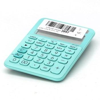 Kalkulačka Casio MS20UC zelená
