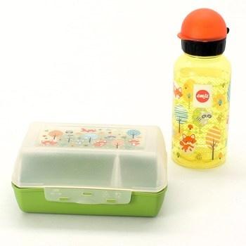 Box na svačinu s lahví Emsa 518139 liška