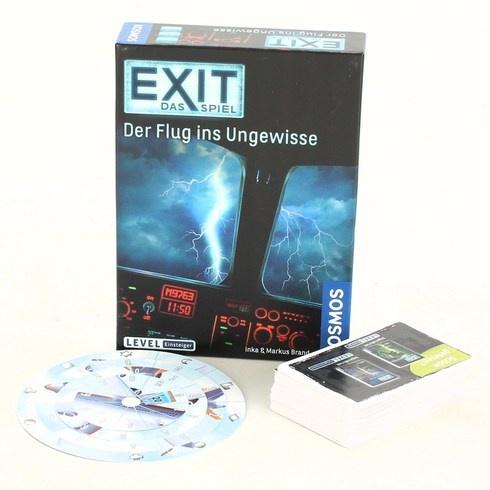 Stolní hra Exit Kosmos Let do neznáma
