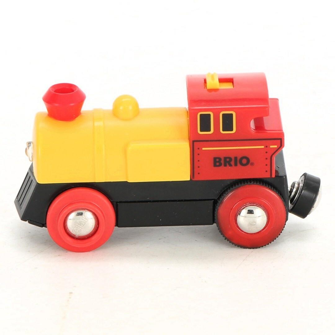 Plastová mašinka Brio 33594