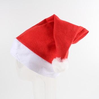 Červená čepice Santa Clause